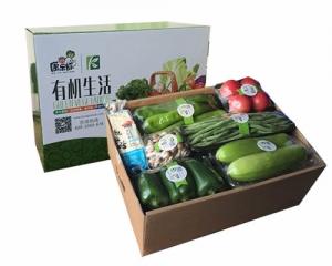 康乐欣健康蔬菜礼盒