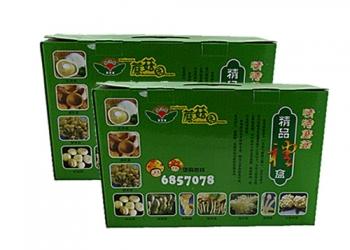 康乐欣健康菌菇礼盒